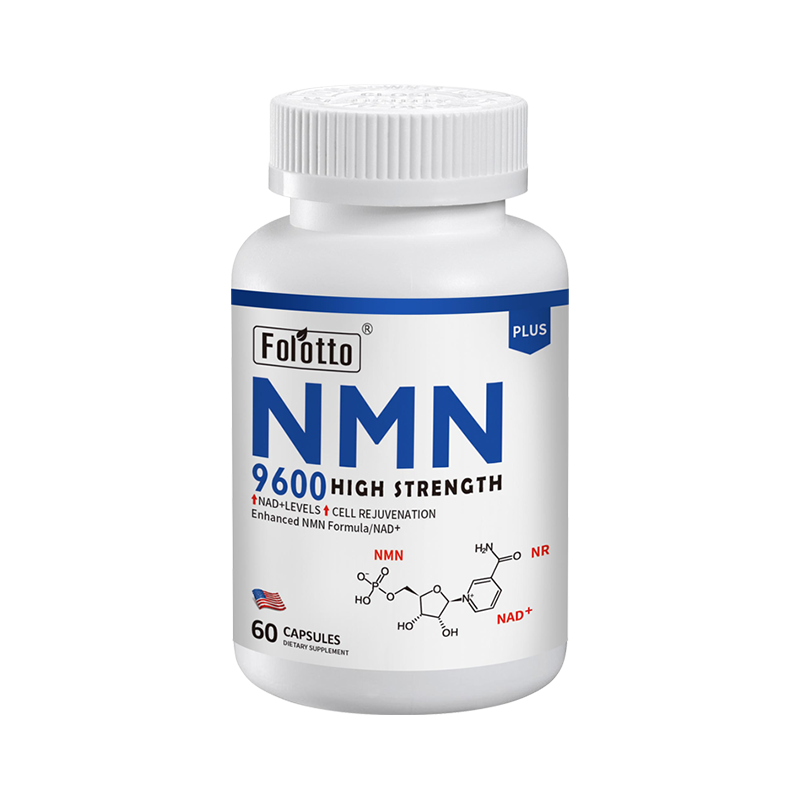 Folotto NMN9600酵母抽提物复合粉胶囊